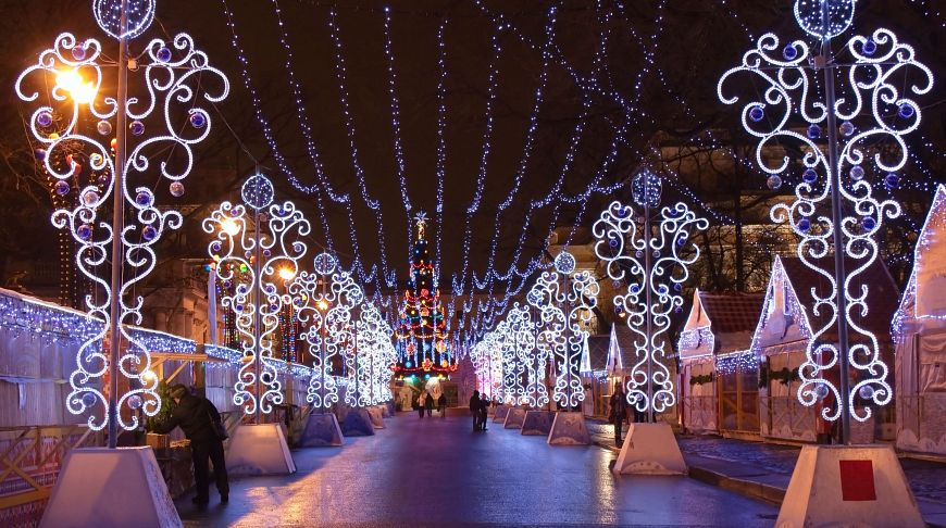 Рождество 2018 в России. Дата - 7 января